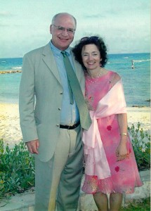 Joan and Jeff Talmadge