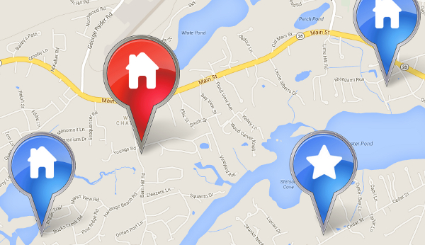 Map Search Blog image