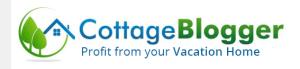 Cottage blogger