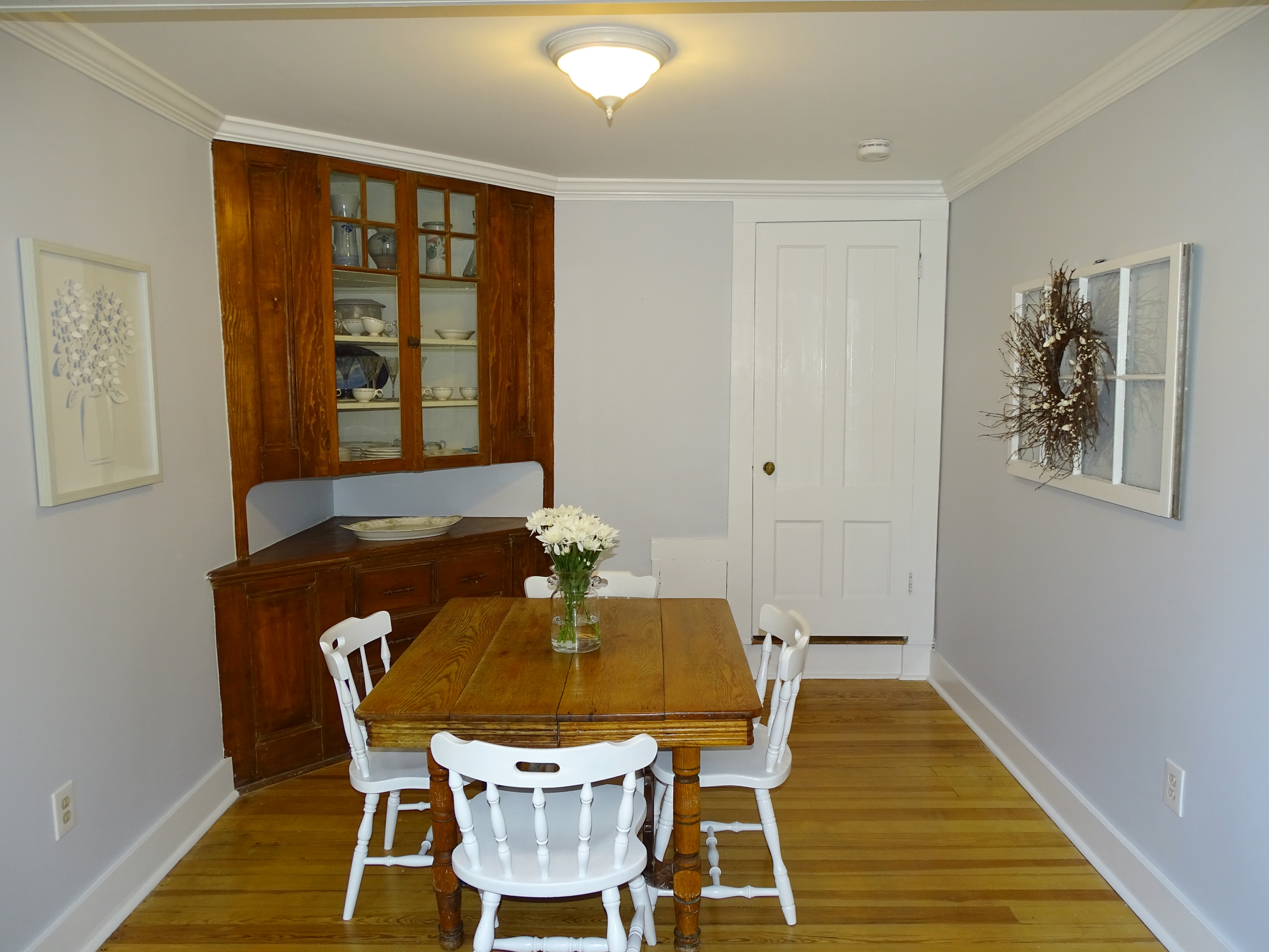 dining room photo after home makeover in harwich, ma (cape cod)
